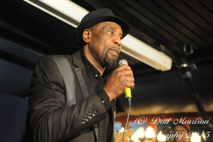 AJ Franklin @ LSF London on the Dixie Queen Boat 3-4-15