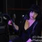 lydia lunch @ cafe drummond Aberdeen 21-10-15