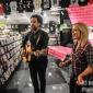 the Shires @ HMV Aberdeen 8-9-15