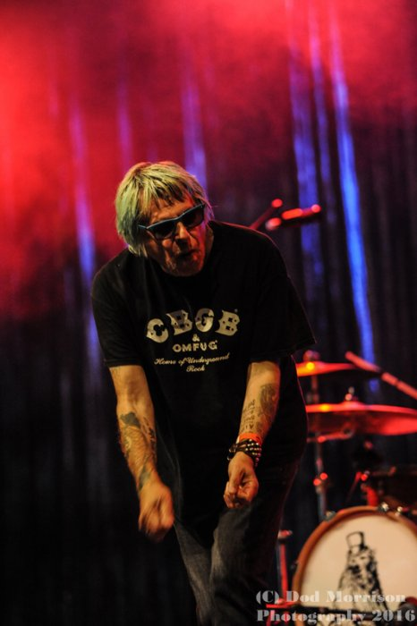 UK Subs @ the Brew Dog Agm @ Aecc Aberdeen 9-4-16