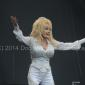 Dolly Parton @ Glastonbury 2014