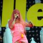 Lily Allen @ Glastonbury 27-6-14