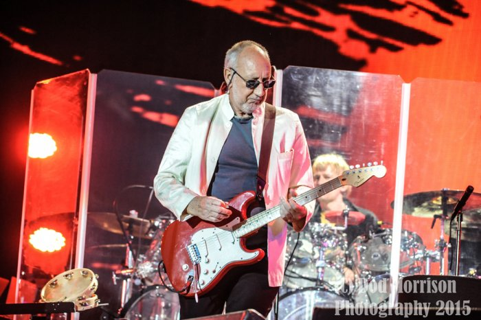 the Who @ glastonbury 2015