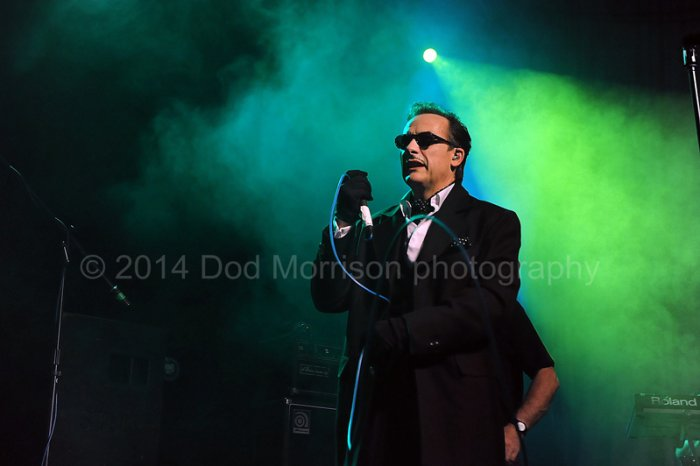 the Damned @ North East Calling, Newcastle  August 2014