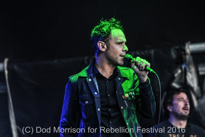 bouncing souls @ rebellion 2016