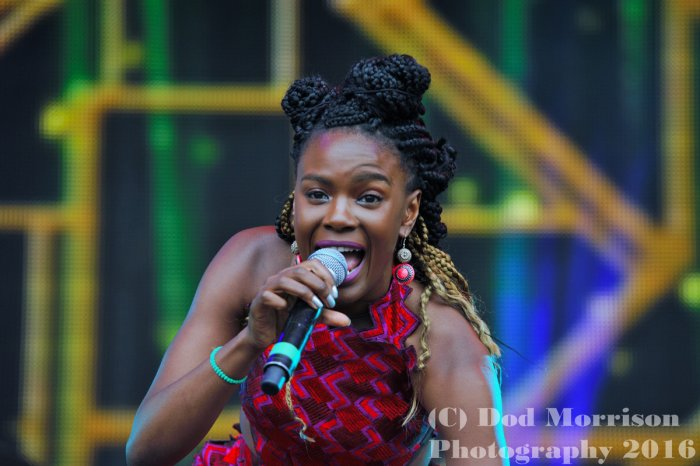 shingai shoniwa @ rewind scotland july 2016