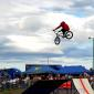 extreme stunt show Aberdeen July 6th 2013 by Dod Morrison photography