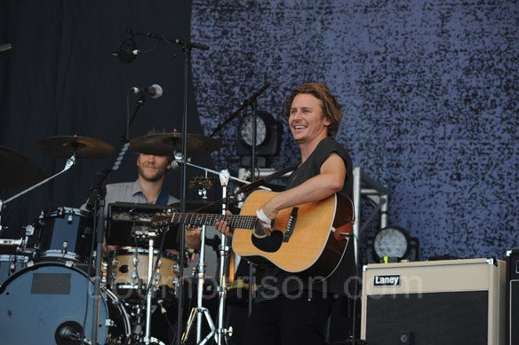 ben howard by glastonbury 2013 by dod morrison photography