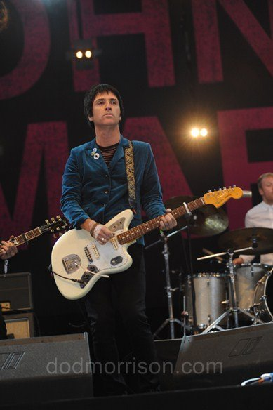 johnny marr glastonbury 2013 by dod morrison photography