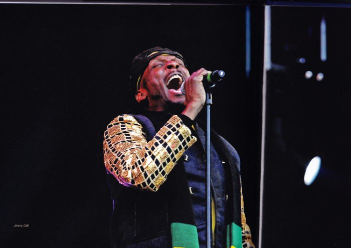 Jimmy cliff - Glastonbury the complete story of the festival