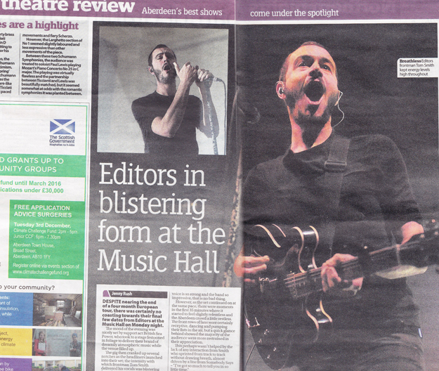 the editors aberdeen now nov 2013