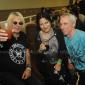Charlie Harper,Gaye Black & Tv Smith @ Rebellion  2012 by Dod Morrison photography