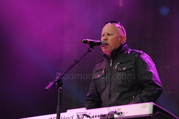 a flock of seagulls @ rewind scotland 2013